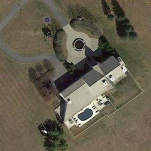 A. J. Burnett's House (Google Maps)