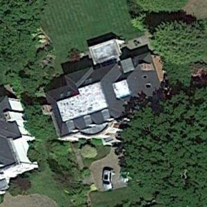 Ashley & Cheryl Cole's House (former) (Google Maps)