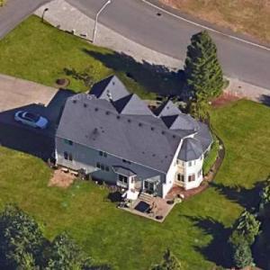 Brandon Roy's House (Former) (Google Maps)