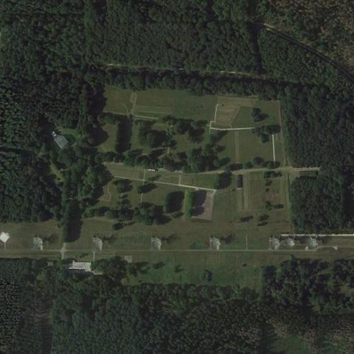 Westerbork Concentration Camp (Google Maps)
