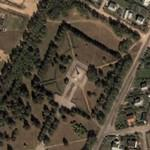 Maly Trostenets Extermination Camp (Google Maps)
