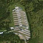 Concentration Camp Natzweiler-Struthof (Google Maps)