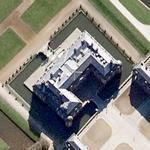 Dampierre Castle (Google Maps)