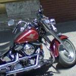 Harley Davidson (StreetView)
