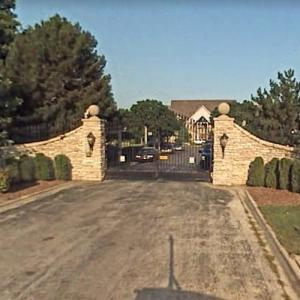 R Kelly's House (Former) (StreetView)