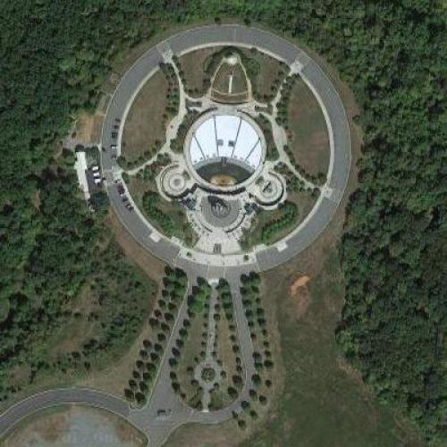 National D-Day Memorial (Google Maps)