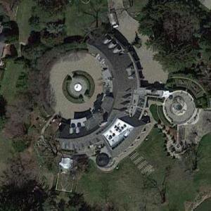 Geoffrey Fieger's House (Google Maps)