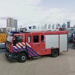 Fire trucks (StreetView)