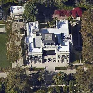 Stewart & Lynda Resnick's House (Google Maps)