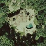 Dennis Nally's house (Google Maps)