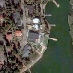 Kimi Raikkonen's house (Google Maps)