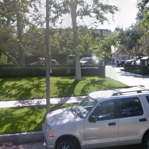 Simon Cowell's House (StreetView)