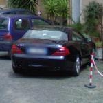 Mercedes SL500 (StreetView)