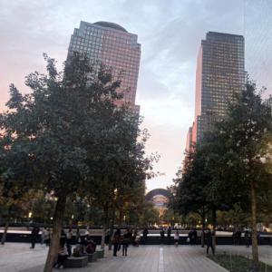 Ground zero, World Trade Center Site (StreetView)