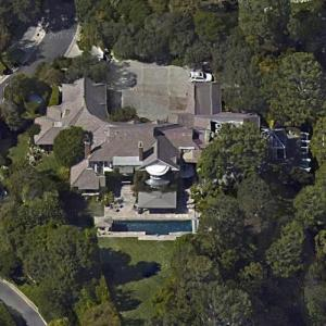 Sidney Sheinberg's House (Google Maps)