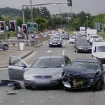 Car Crash (StreetView)