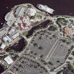 Disney World - Downtown Disney, Pleasure Island and the West End (Google Maps)
