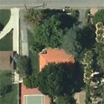 Buster Keaton's house (former) (Google Maps)