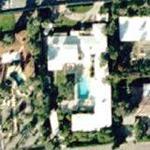 Howard Hughes' house (former) (Google Maps)