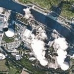Nuclear Plant Tihange (Google Maps)