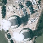 Dampierre Nuclear Power Plant (Google Maps)