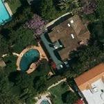 Gene Kelly's house (former) (Google Maps)