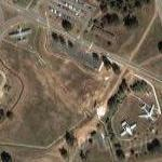 B-47E, C-119L, and C-130A on static display (Google Maps)