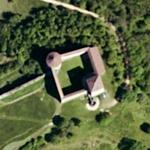 Allymes castle (Google Maps)
