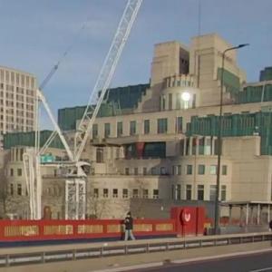 MI6/SIS headquarters (StreetView)