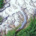 Aletsch Glacier (deu: Aletschgletscher)