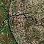 Katherine Gorge (Google Maps)