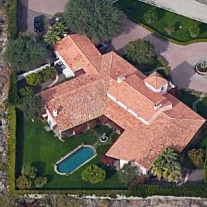 Jose Higueras' House (Google Maps)