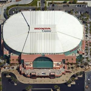 Honda Center A.k.a. Pond Of Anaheim (Google Maps)