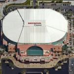Honda Center a.k.a. Pond of Anaheim