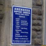 Ebenezer Baptist Church (StreetView)