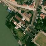 Fontinettes boat lift (Google Maps)