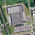 Grundfos HQ and main factory (Google Maps)