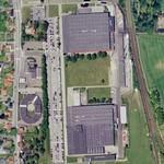 Bang & Olufsen (B&O) HQ and main factory (Google Maps)