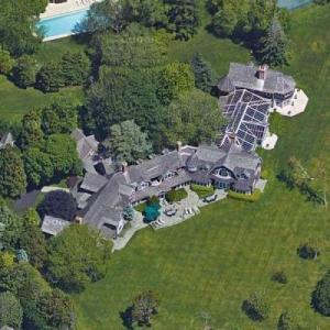 Bruce Wasserstein's House (deceased) (Google Maps)