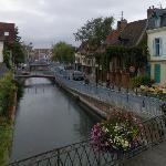 Saint Leu area in Amiens