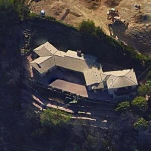 George Maharis' House (Google Maps)