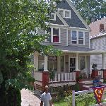 Jerry Siegel's former house