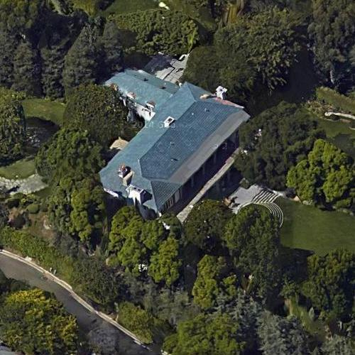 Gary L. Wilson's House In Los Angeles, CA (Google Maps