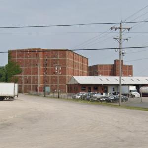 Brown-Forman Distillery (StreetView)