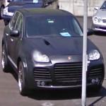 MAFF Porsche Cayenne (StreetView)