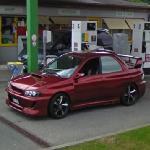 Car tuning (StreetView)