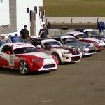 Mazda Racing Cars (StreetView)