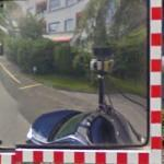 Street View Car Reflection
