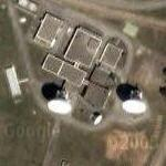 France Sud military ground station (Google Maps)