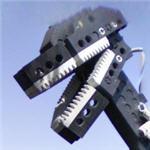 Lego T-Rex Robot (StreetView)